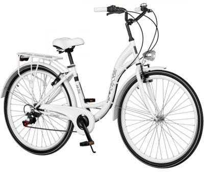 Dawstar Citybike S7B 2020 Biały