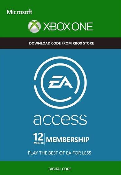 Subskrypcja EA Access 12 mc-y (GRA XBOX ONE) wersja cyfrowa