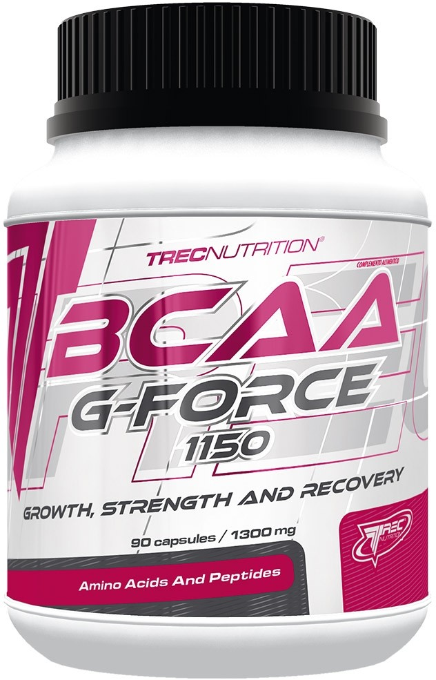 Trec BCAA G-Force 1150 180kap. (5901828349010)