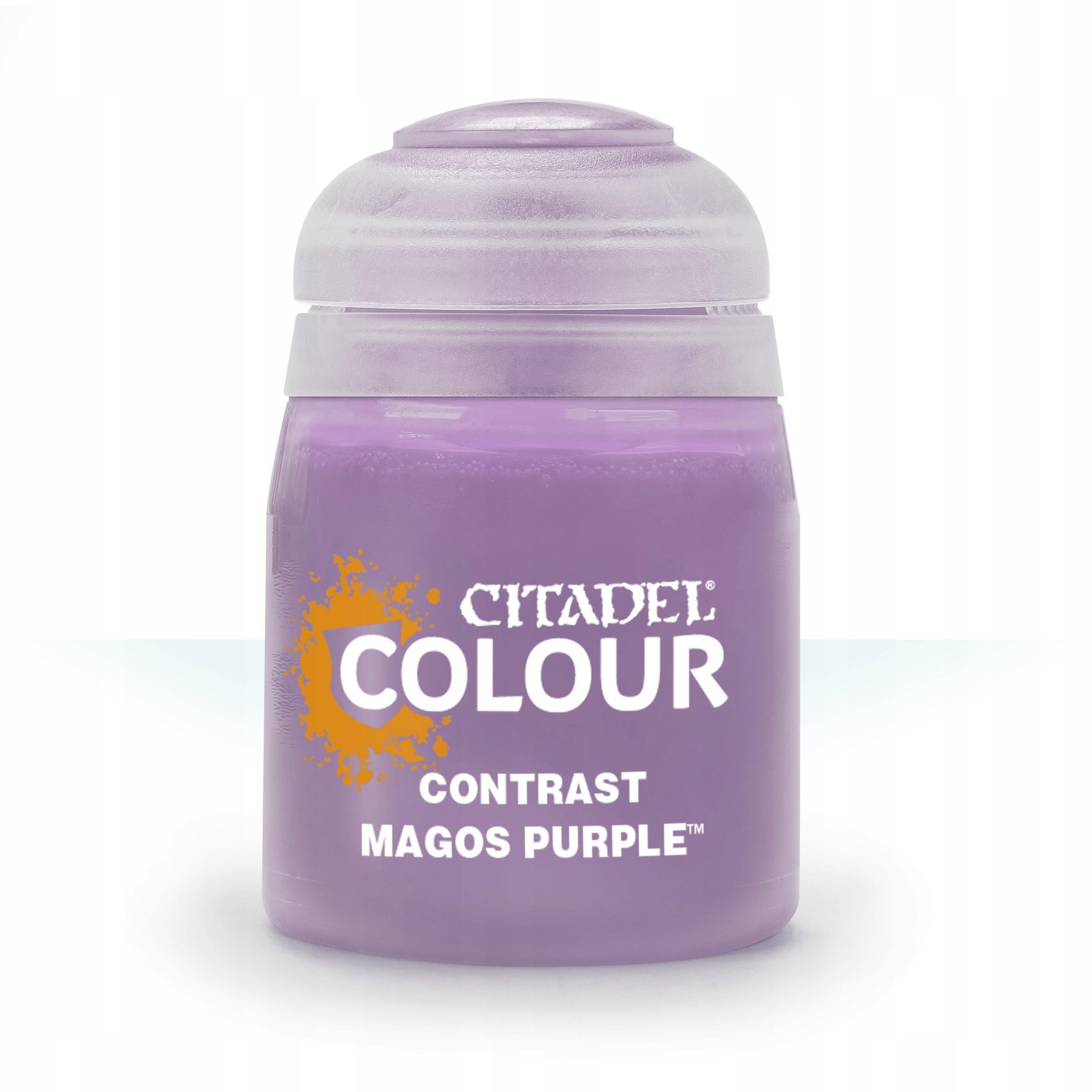 Citadel Colour Contrast Magos Purple 29-16