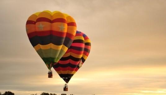 Lot balonem dla dwojga Warszawa TAAK_LBDDWaWa