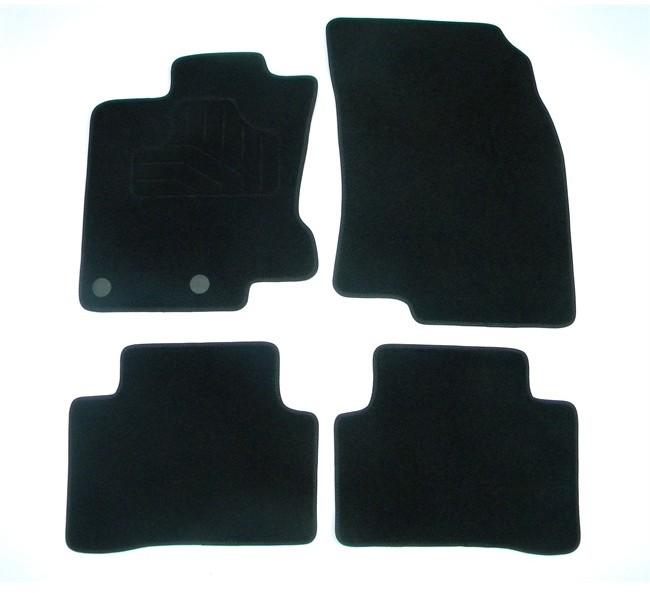 Norauto Dywaniki samochodowe tekstylne, dedykowane do  AUDI A1 AA331 | Darmowa dostawa