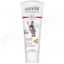 Lavera Organic Kids ekologiczna pasta do zębów dla dzieci bez fluoru owocowa 75 ml A00000000104