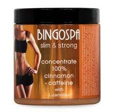 BingoSpa Koncentrat 100% cynamonowo-kofeinowy z L-karnityną - Concentrate 100% Cinnamon Caffeine-L-Carnitine Koncentrat 100% cynamonowo-kofeinowy z L-karnityną - Concentrate 100% Cinnamon Caffeine-L-Carnitine