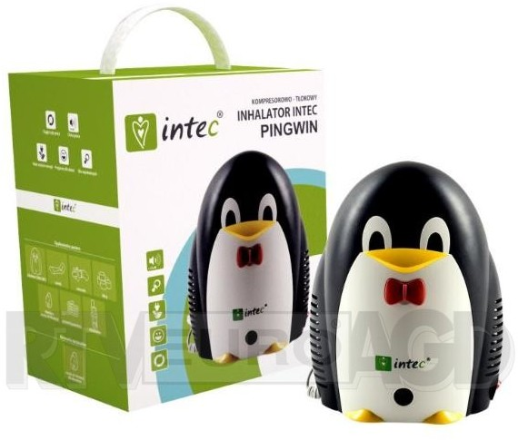 Intec CN-02WF2 inhalator Pingwin