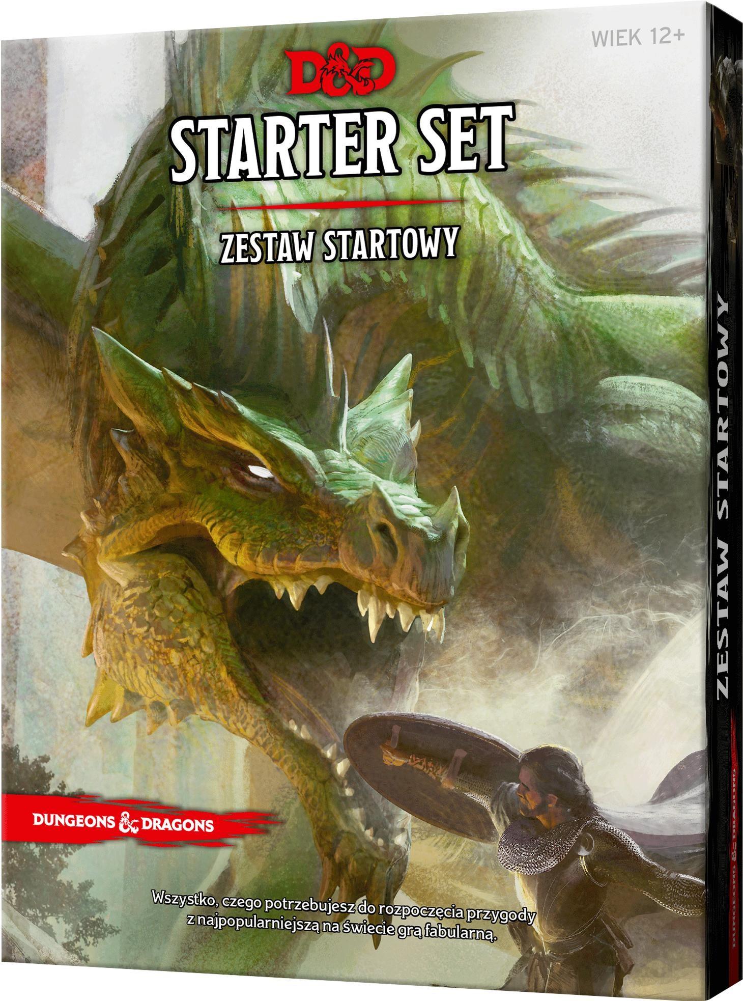 Dungeons & Dragons: zestaw startowy