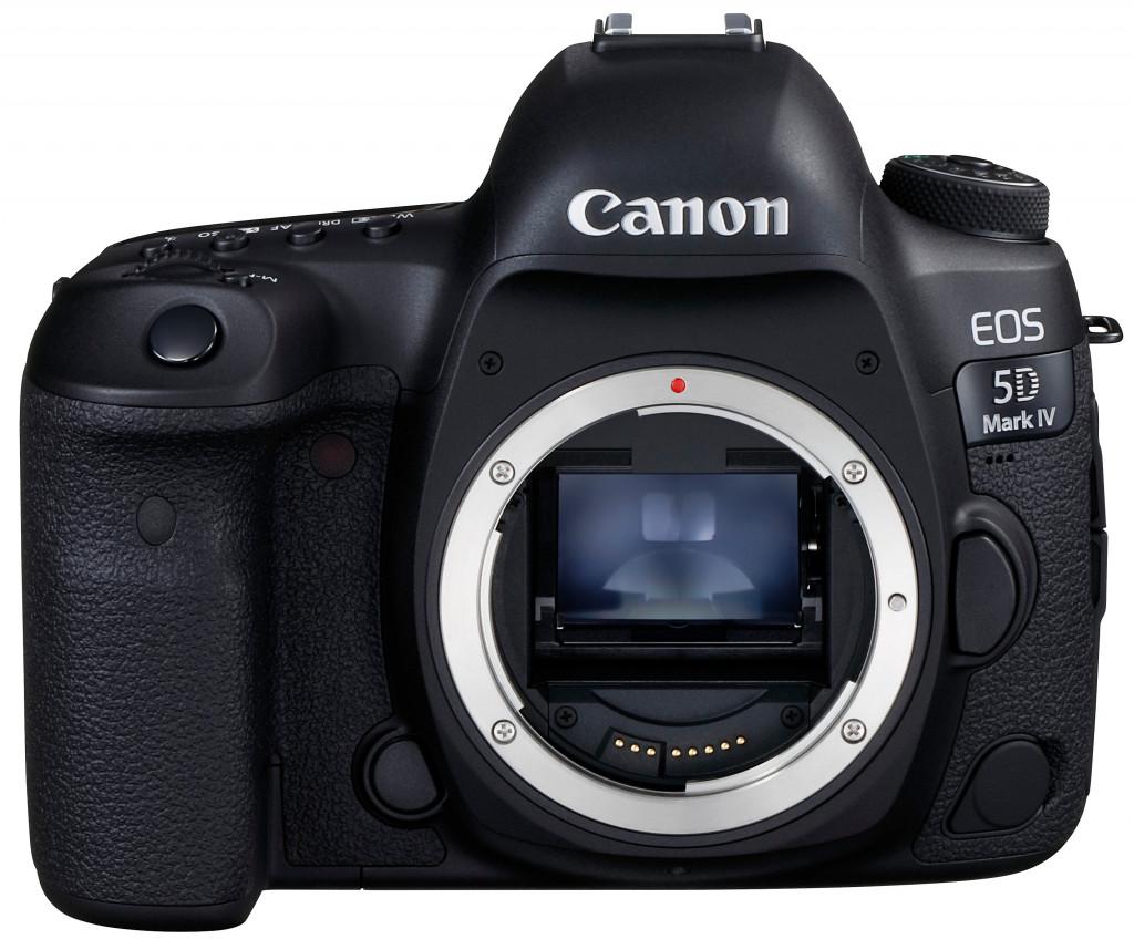 Opinie o Canon EOS 5D Mark IV inne zestawy