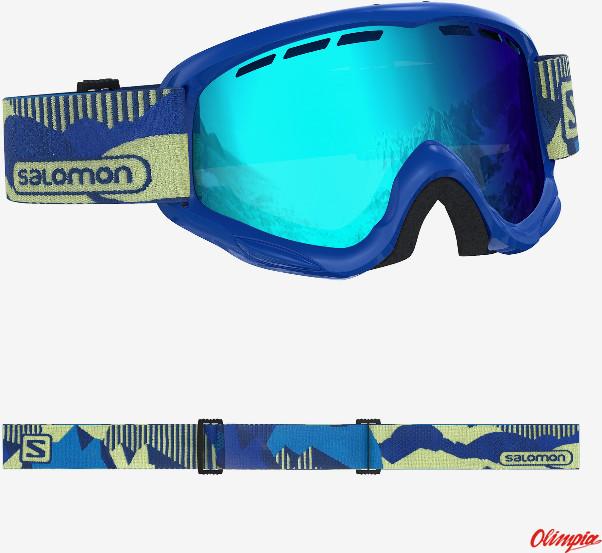 Gogle narciarskie Salomon JUKE ACCESS PINK 20192020