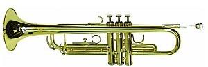 Dimavery TP-10 Bb trąbka, gold 26503100