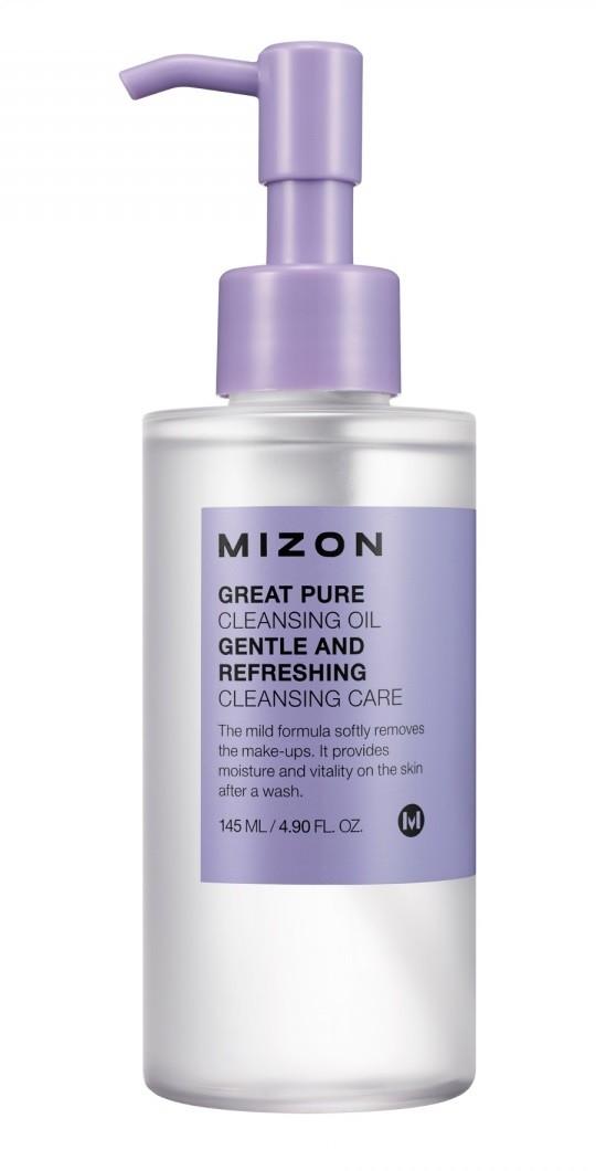 Mizon Great Pure Cleansing Oil Olejek do demakijażu 145 ml 5858