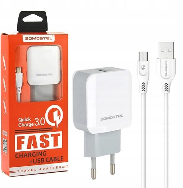 Manta Quick Charge 3.0 Usb MSP95013GR Mezo 1