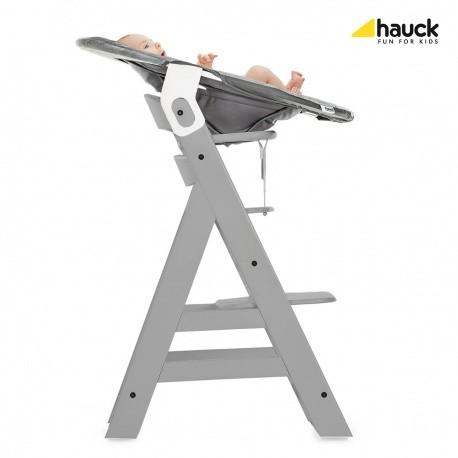 Hauck Bouncer leżaczek do krzesełek drewnianych