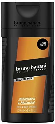 bruno banani Bruno Banani ABSOLUTE MAN żel pod prysznic, 4 szt. (4 x 250 ml)