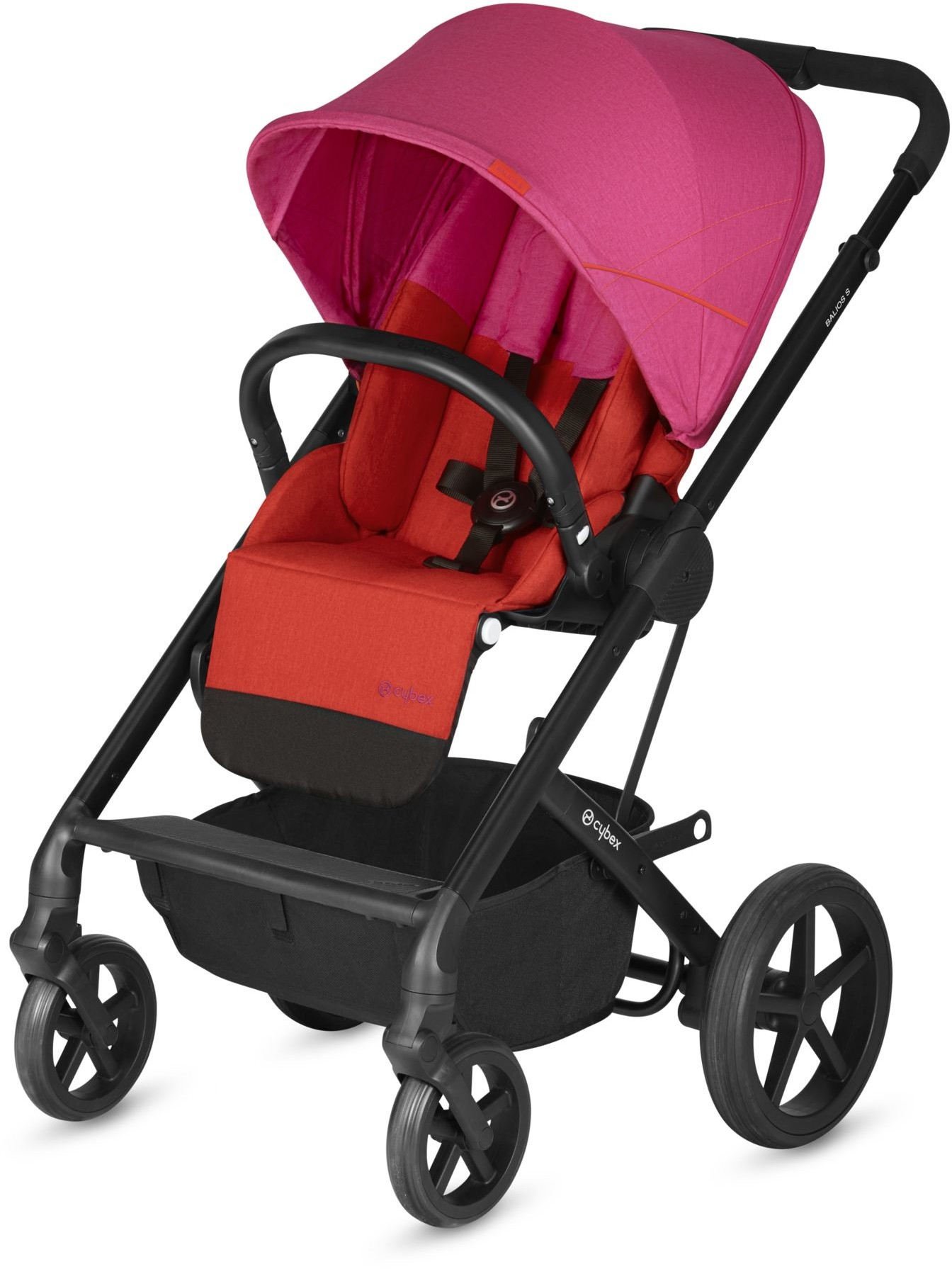 top Cybex Balios S 2019 Fancy Pink