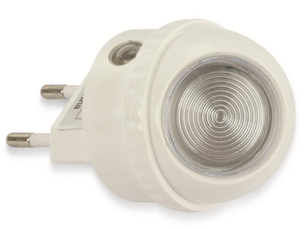 Grundig Grundig 70  LED Nocne światło do gniazdka z czujnikiem 1xLED/0,4W/230V