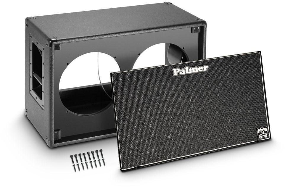 Palmer MI MI CAB 212 B - Kolumna gitarowa 2 x 12, bez głośnika, otwarta z tyłu