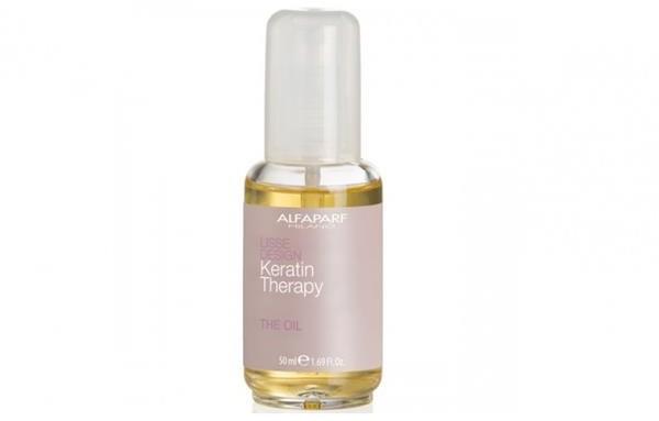 Alfaparf Milano Keratin Therapy Lisse Design Olejek Do Włosów 50 Ml PF010081