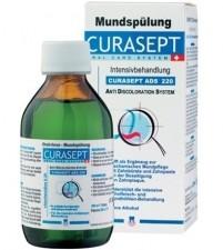 Curaprox CURASEPT płyn na bazie chlorheksydyny (0,2%) z systemem ADS 220
