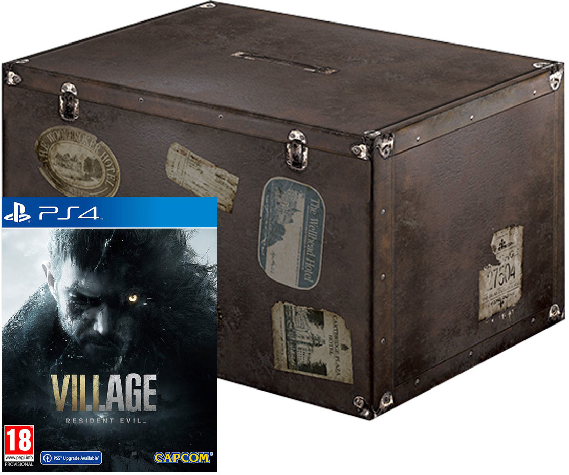 Resident Evil Village Collector's Edition (GRA PS4)