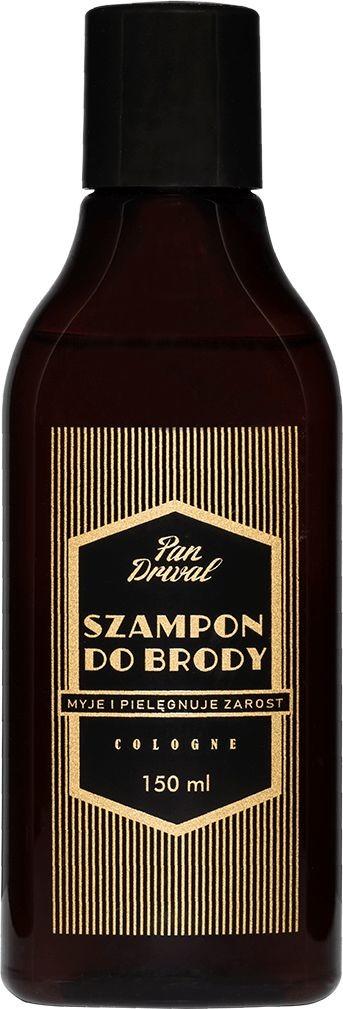 Pan drwal Pan Drwal Cologne szampon do codziennej pielęgnacji brody 150ml 15727