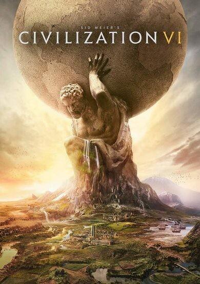 Sid Meiers Civilization VI (PC) PL STEAM