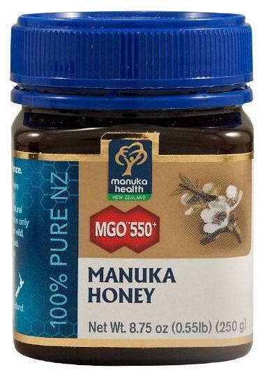Manuka Health New Zealand Health Miód 550+ Health