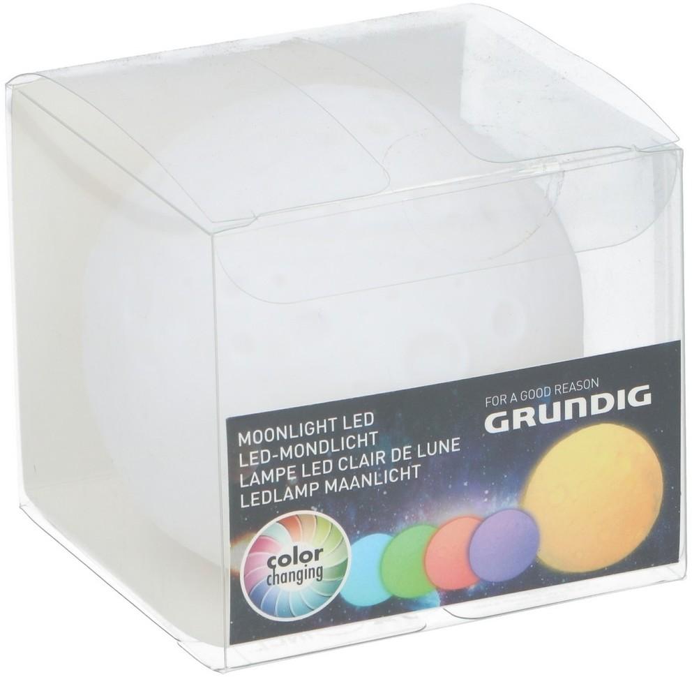 Grundig Grundig - LED RGB Kula dekoracyjna 1xLED/3xAG13