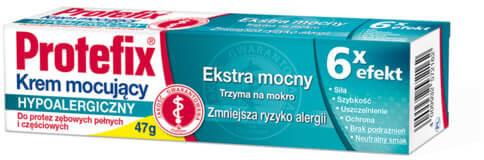 Queisser Pharma Protefix klej do protez hipoalergiczny