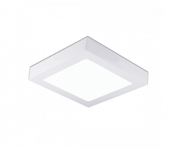 Kohl Lighting Plafon DISC SQUARE SURFACE K50233.W.3K 3000K 24W 1800lm Kohl Lighting nowoczesna lampa sufitowa K50233.W.3K