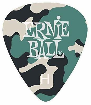 Ernie Ball Kamuflaż celuloza ciężka torba 12 sztuk P09223