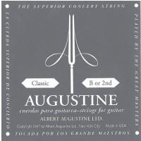 Augustine 650404) Black struna do gitary klasycznej D4w