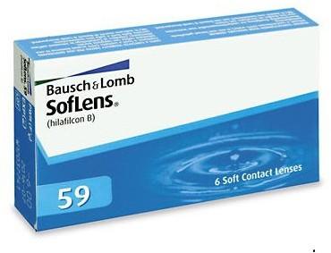 Bausch&Lomb Soflens 59 6szt.