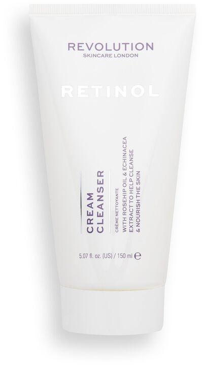 Revolution skincare Revolution Skincare Retinol Cream Cleanser Krem Oczyszczający 150ml MUR-8623
