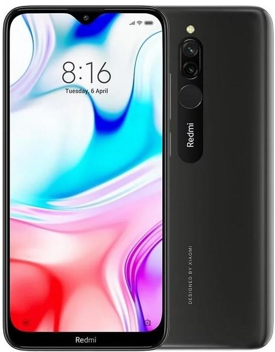 Xiaomi Redmi 8 64GB Dual Sim Szary