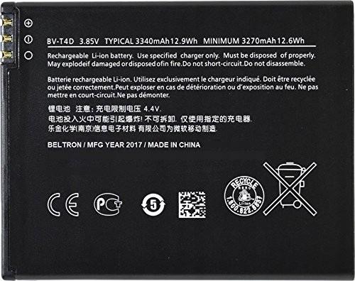 Microsoft Oryginalna Bateria Lumia 950 XL BV-T4D