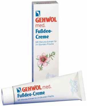 Gehwol MED FUSSDEO-CREME Krem silnie odświeżający do stóp 75 ml