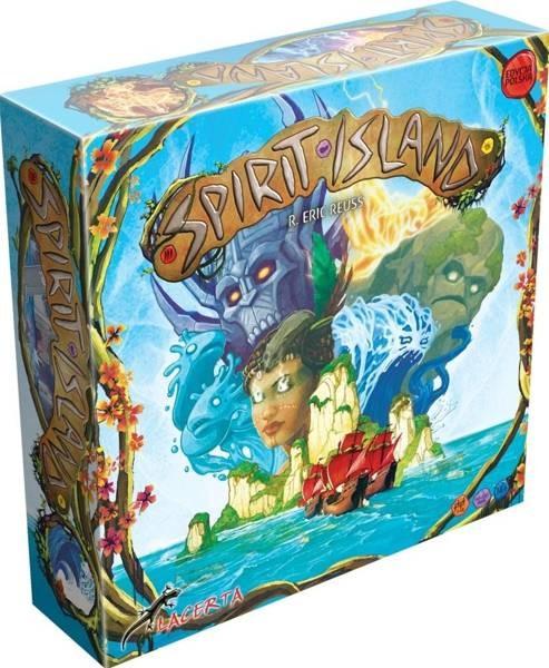 Lacerta Spirit Island (edycja polska)
