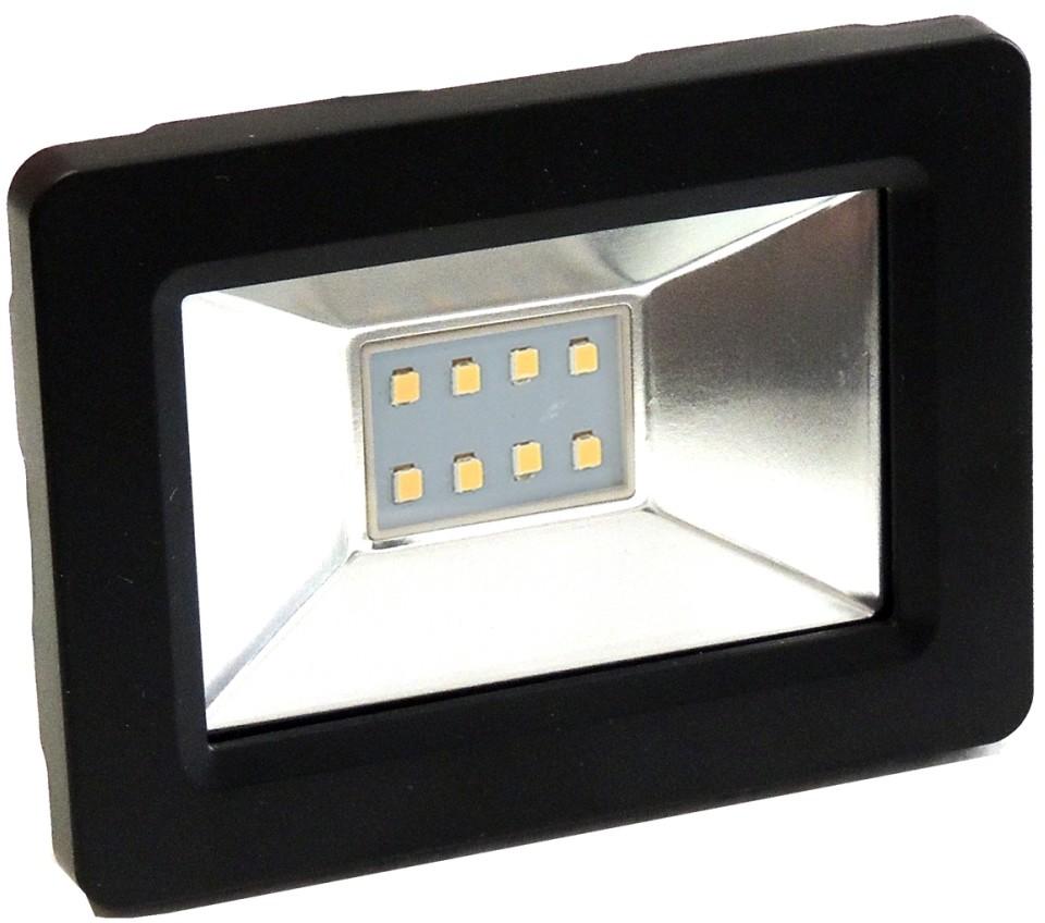 Wojnarowscy LED Reflektor NOCTIS 2 SMD LED/10W/230V IP65 630lm czarny