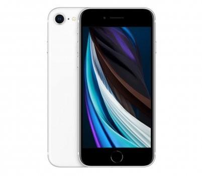 Apple iPhone SE 64GB Biały (MX9T2PM/A)