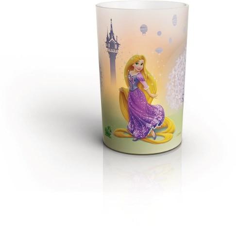 Philips oświetlenie dla dzieci Lampka Lampion Księżniczki Roszpunka
