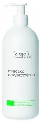 Ziaja pro Ziaja PRO mleczko oczyszczające do cery suchej i normalnej 500ml 2028