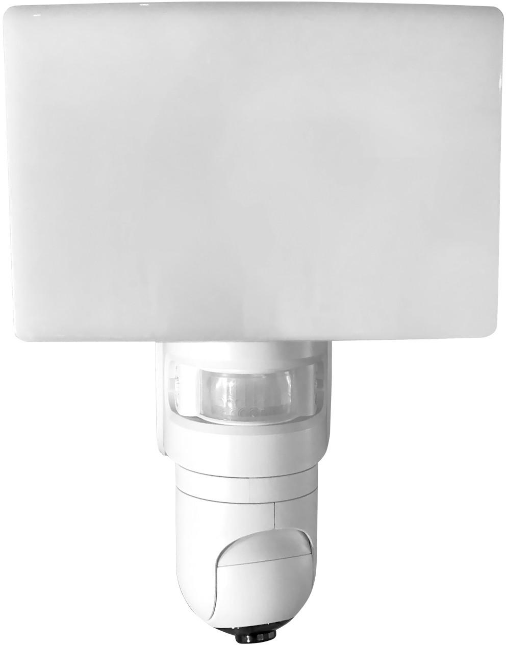 Kobi Naświetlacz LED KAMI 10W barwa NEUTRALNA czujnik ruchu + kamera) KFKI10NB