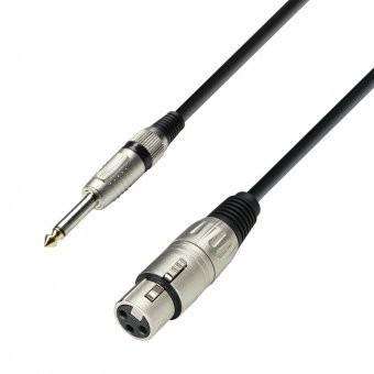 ah Cables K3MFP 0100przewód mikrofonowy XLR Female na 6,3MM K3MFP0100