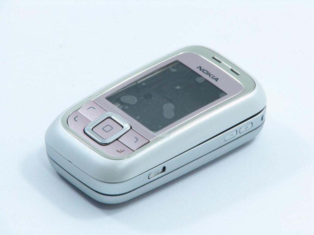 Nokia 6111 Obudowa PINK Komplet Oryginał Grade A 932-uniw