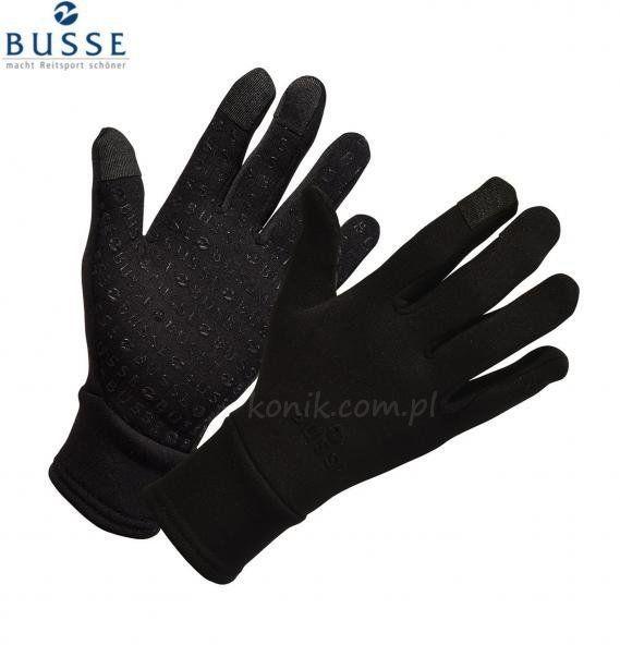 Busse Rękawiczki zimowe LARS MOBILE ocieplane DZIECIĘCE - 705243