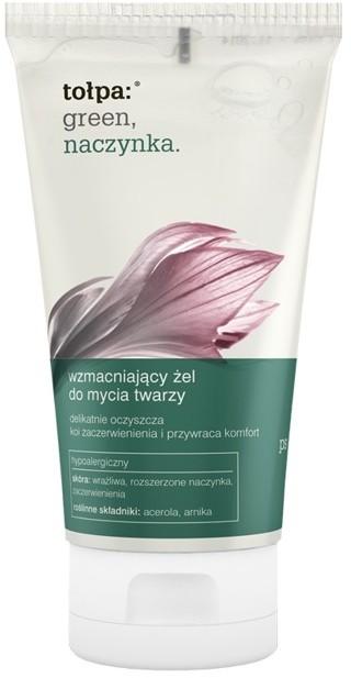 Tołpa Green Żel do mycia twarzy wzmacniający 150ml 1234588145