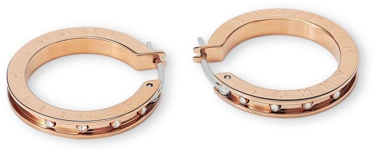 Tommy Hilfiger Jewellery Zegarek Thin Earrings with Stones 2780207