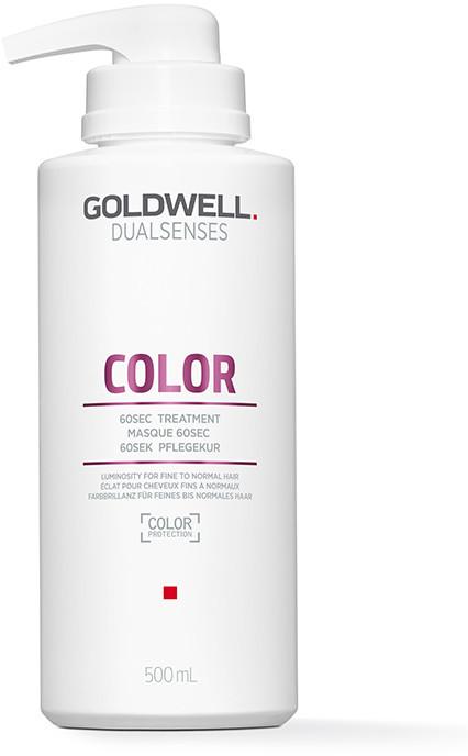 Goldwell DUALSENSES COLOR 60-sekundowa kuracja nabłyszczająca do włosów cienkich i normalnych 500ml 0000050137