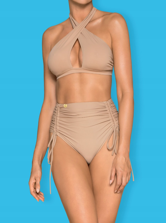 Strój Kąpielowy Kostium Bikini Hamptonella S