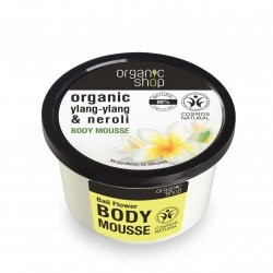 Organic Shop naturalny ujędrniający mus do ciała Ylang-ylang 250ml